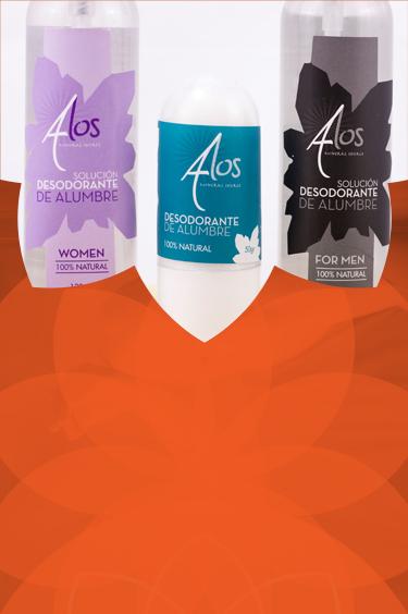 Desodorantes Naturales y Barras Faciales
