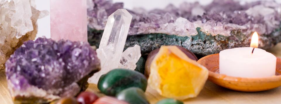 Terapia Energética de Cristales, Piedras y Esencias